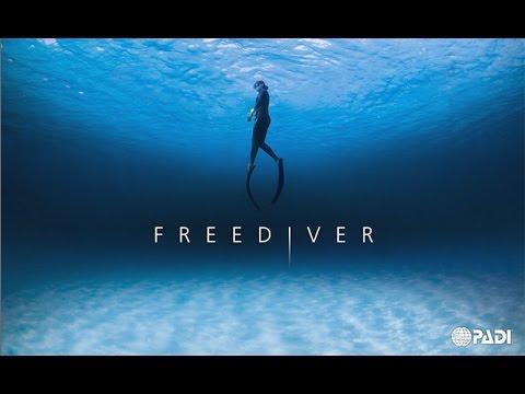 PADI freediver Ecole internationale d'Apnée