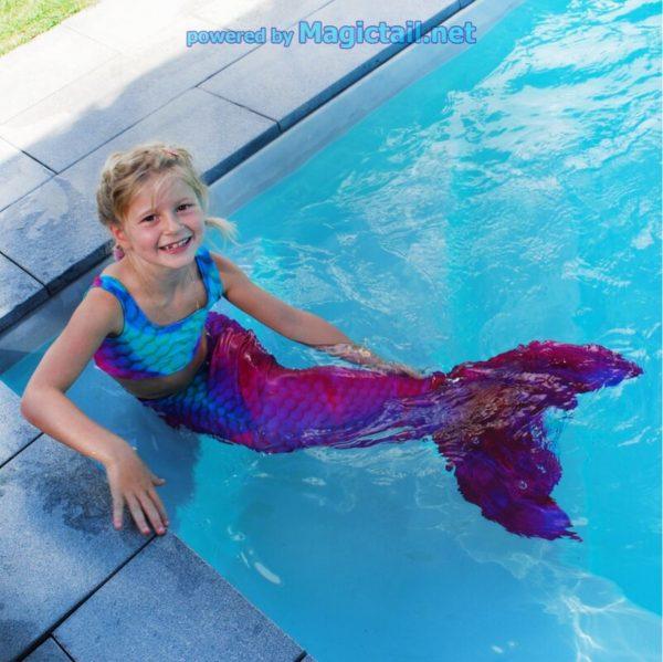 PADI mermaid