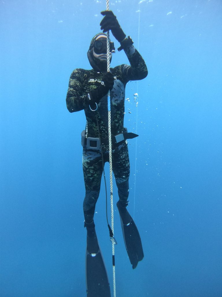 Basic freediver PADI Ecole Internationale d'Apnée